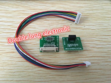 10PCS/LOT The G7 switch board with cable for laser sensor PMS7003 PM2.5 particles