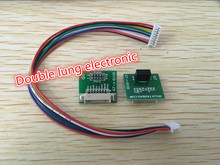10PCS/LOT The G7 switch board with cable for laser sensor PMS7003 PM2.5 particles(China)