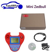 Quality A+++ ! Smart Mini Zedbull V508 Auto key programmer No Tokens Limitation Zed bull Key Tools With Obd 2 OBDII(China)