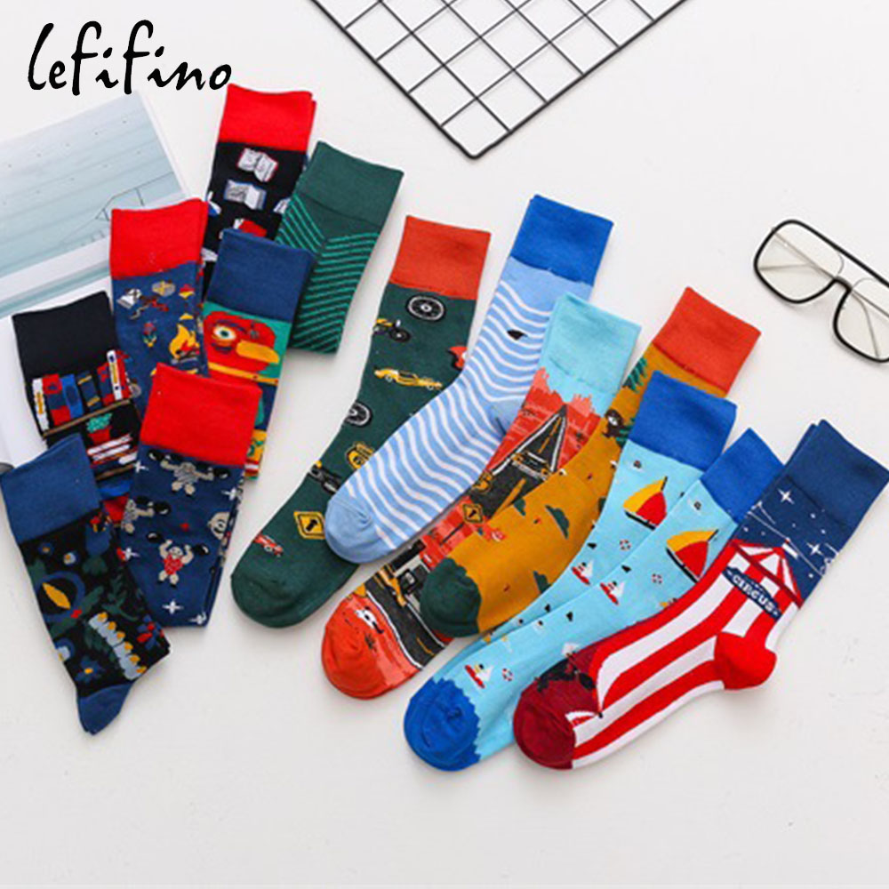South Korea Logo Flag Casual Socks Crew Socks Crazy Socks Soft Breathable For Sports Athletic Running
