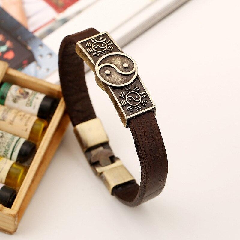 acheter Bracelet yin yang pas cher   OkO-OkO