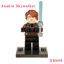 lepin 2017 Anakin Skywalker Figures Single Sale Star Wars Jedi Knight Dark Lord Sith Building Toys Blocks Gift Children - MITU BLCOK Store store