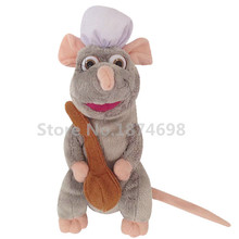 New Ratatouille Little Chef Remy Mouse Plush Toy Doll 20cm Cute Stuffed Animals Kids Soft Toys Dolls for Children Gifts(China)