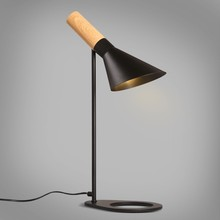 Replica Louis Poulsen Arne Jacobsen Table lamp Europe AJ Desk Lamp Cafe Aisle Hall read Lights With LED bulb E27(China)
