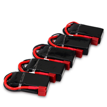 Buy 5pcs 3s lipo battery 11.1V 850mah 25C-35C JST XT60 T Quadcopters Helicopters RC Cars Boats High Rate batteria lipo car parts for $36.83 in AliExpress store
