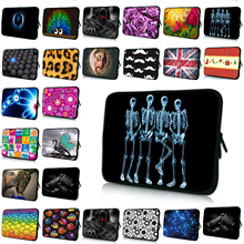 10 inch Mini PC Netbook Fashion Inner Soft Bags Cases For Apple Samsung Lenovo Acer 9.7 10.1 inch Laptop Protective Bag Pouch