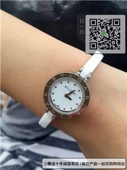高仿宝格丽B.ZERO1系列女表  高仿102085 BZ23BSCC.M手表☼