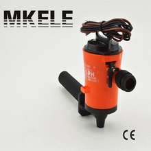 "800gph MKBP1-G800-05 3/4"" 12v submersible electric pump from china marine supplies"