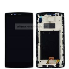 "5.5"" LCD Display+Digitizer touch Glass +Frame Assembly For Lg G4 H815 H810 H818 replacement screen"