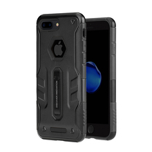 WalkPro For Apple iPhone 7 7Plus case cover Shockproof Armor Case Tough Rugged Shield Back Cover Armour support frame For 7 plus(China)