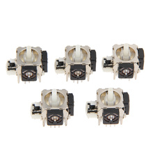 New 5Pcs/lot Replacement Analog Stick for PS2 Xbox360 Games Gamepad Accessories Controller Grade A Parts NI5L
