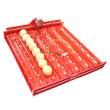 48-60 Eggs Automatic Incubator Turn The Eggs Tray Chicken Duck Goose Poultry Birds Incubator Accessories Incubation Equipment(China)