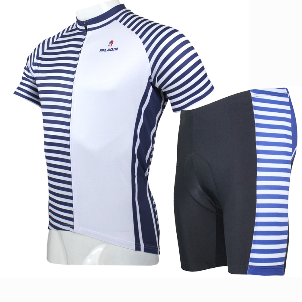 cycling jerseys Free shipping Navy Men Short Sleeve Cycling Jersey 2016 New Ciclismo Ropa Polyester Bike Clothes Blue Stripes Cy<br><br>Aliexpress