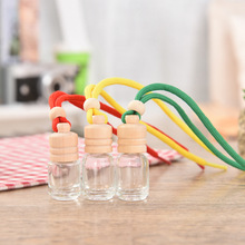 In Addition To Smell Perfume Bottles Of Perfume Pendant Pendant Pendant Car Aromatherapy empty bottle