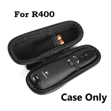 Carry Cover Bag Pouch Case Sleeve Portable Protective Box For Logitech R400 2.4G Hz Mini wireless Laser Pointer Presenter