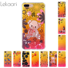 Lekaari TPU Case For iPhone 7 6 Plus 5 S SE Inset Diamond Case For Samsung Galaxy S8 Plus S7 Edge J3 J5 J7 2016 A3 A5 2017 Cover(China)