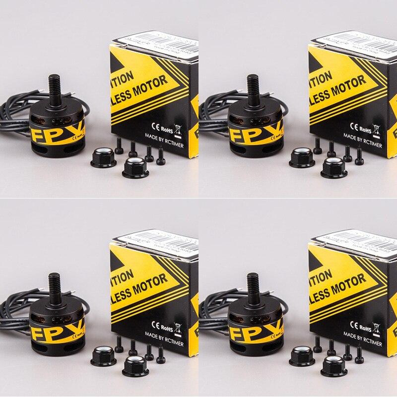 4pcs Rctimer FR1806-2900KV  1806 kv2900  High Power Motor  for FPV Racing Quad  Edition Motor  Freeshipping<br><br>Aliexpress