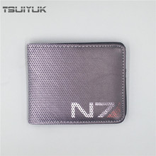 HOT Game Wallet N7 / League of Legends / God of War /  Mortal Kombat printing wallets youth personality animated cartoon purse