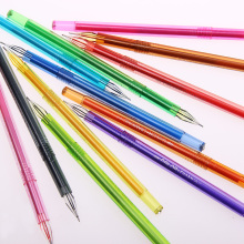 12PCS/lot School Office Supplies Stationery Small Fresh Candy Color Diamond Colored Gel Pens