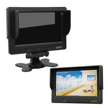 "Lilliput 668GL-70NP/H/Y 7"" On camera Field HD Monitor For DSLR Battery Included Shipping by SZEMS 7-10days You Can get it(China)"
