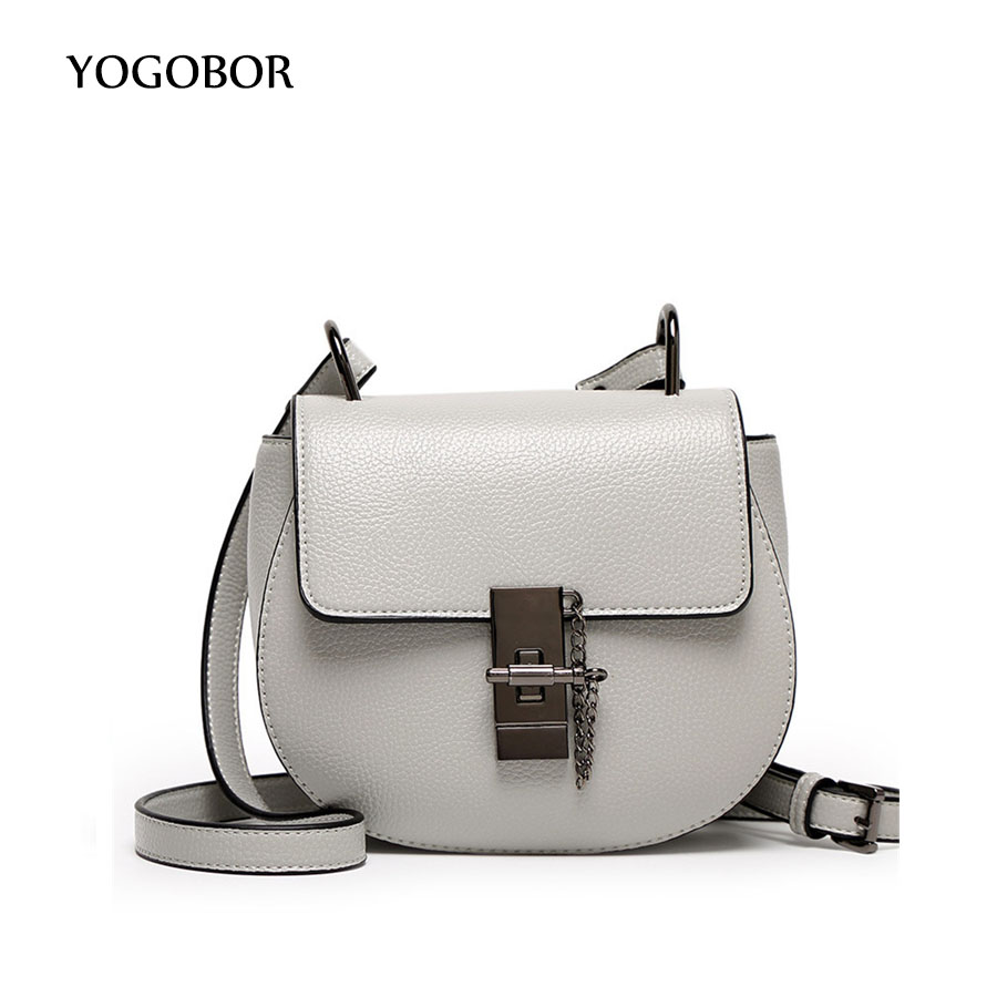 Small Simple Casual Leather Handbags High Quality Ladies Party Purses Clutch Bag Women Messenger Shoulder Crossbody Bags Bolsos<br>