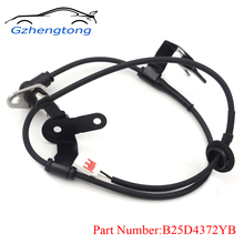 Gzhengtong New ABS Wheel Speed Sensor Rear Left for Mazda 323 98-04 Part Number B25D4372YB(China)