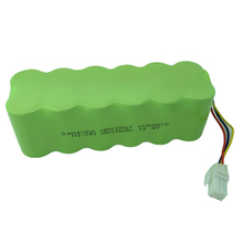 14.4V 3.5Ah NI-MH Battery Pack For Samsung NaviBot SR88XX Series Vacuum Cleaner SR8840 SR8845 SR8855 SR8895 VCA-RBT20 Battery