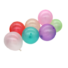 Hot 100pcs 10inch Latex Balloons Air Balls Inflatable Wedding Party Valentine's Day Birthday Decoration Float Balloons Kids Toys