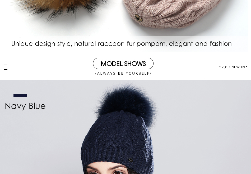 woman winter hats MZ710B (7)