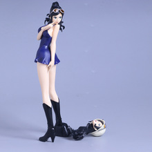 23cm Japanese anime figure one piece Nico Robin action figure collectible model toys for boys(China)