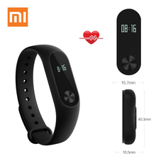 Buy Original Xiaomi Mi Band 2 Smart Bracelet Wristband Miband 2 Fitness Tracker Smartband Heart Rate Monitor OLED iOS Android for $22.69 in AliExpress store