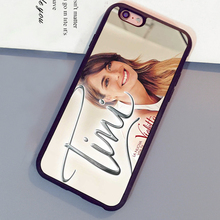 Tini Violetta Pattern Soft Rubber Skin Mobile Phone Case Coque For iPhone 6 6S Plus 7 7 Plus 5 5S 5C SE 4S Back Cover