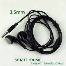 WIRELESS HEADPHONES Handset Headset 3.5mm smart music Wise Edition for Lenovo Mobile / Tablet