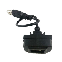 NAVITOPIA Top Quality USB Adapter for Mitsubish Lancer EX for Mitsubish Triton Pajero Sport Adding USB Interface