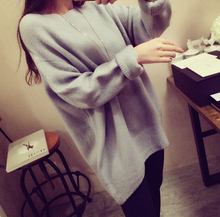 Maternity Sweaters Pullovers Korean Winter Sweater Pullovers Jumpers Burderry Pull Women Pregnant O-neck Loose Knitted Sweater