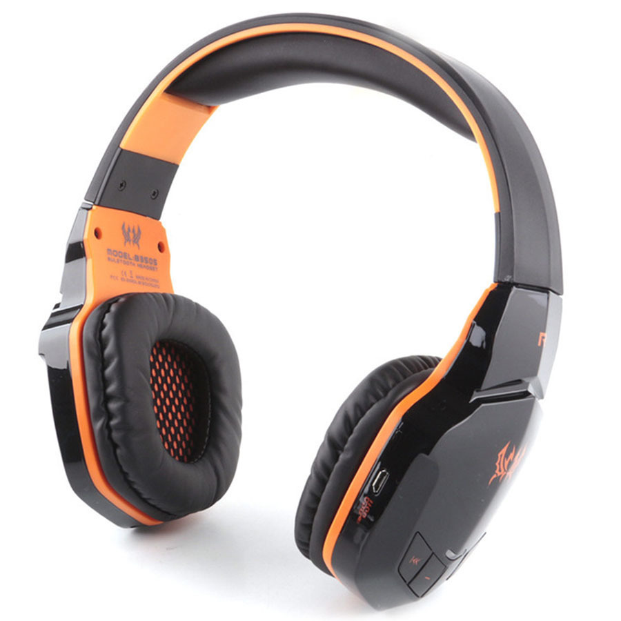 Wireless Bluetooth Headphone Iphone 6 6s Samsung S8 Smartphone KOTION EACH B3505 Gaming Headset Support NFC Microphone