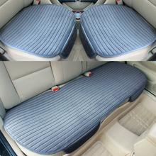 GSPSCN 1PCS Universal Car Seat Covers Breathable Plush Seat Cushion Chair Pad Protector Car-styling Automobiles Accessories