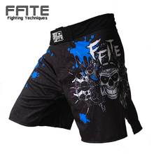 mma shorts boxing trunks muay thai men Mma short mma boxing sotf pants grappling sanda mma cheap muay thai fights sport(China)