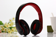 Bluetooth stereo headphones Wired+wireless headphones Bluetooth 3.0 headset over the Ear headphones For PC Laptop Phone JKR213
