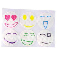 1 Set 12pcs New Hot Mosquito Repellent Patch Smiling Face Drive Midge Mosquito Killer Cartoon Anti Mosquito Repeller Sticker(China)