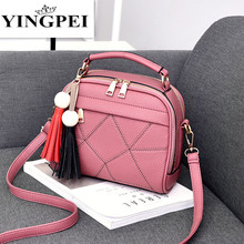 Buy YINGPEI Women Message Handbag Fashion Shoulder Bags Small Casual Cross Body Bag Retro Totes Famous Brands Designer High for $12.84 in AliExpress store