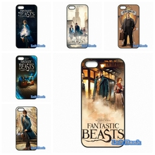 Fantastic Beasts and Where to Find Them Phone Cases Cover For Apple iPhone 4 4S 5 5S 5C SE 6 6S 7 Plus 4.7 5.5 iPod Touch 4 5 6