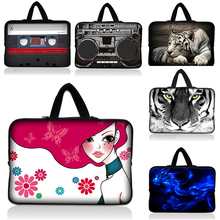 Laptop Bag Sleeve Soft Neoprene 7 10 12 13 14 15 15.6 17 17.4 Inch Universal Tablet Bag Case Notebook Computer Cover Pouch
