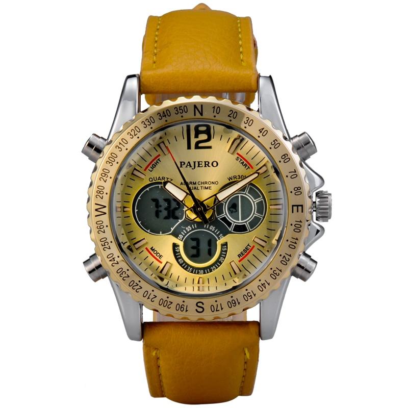Luxury Brand Sport Watches 30M Waterproof LCD Digital Watch Mens Wristwatch Relojes Hombre Horloge Orologio Uomo Montre Homme<br><br>Aliexpress