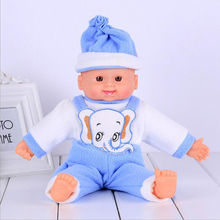 CXZYKING New Baby Doll Reborn Baby Sleeping Dolls Silicone Simulation Doll Baby Born Toys For Children