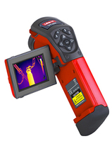 FREE SHIPPING UNI-T UTi100 Portable Manual focus 2.2mrad Infrared Thermal Imager Camera