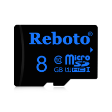 Reboto Memory card 8GB 4GB 2GB Microsd TF Card Micro Drive usb micro sd card for moblie phone MP3 Table PC(China)