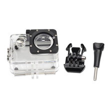 For Sjcam Sj4000 Wifi 40M Waterproof Housing Case for Eken H9 H9R Outdoor Diving Underwater Sports Camera 360 Protective Cover