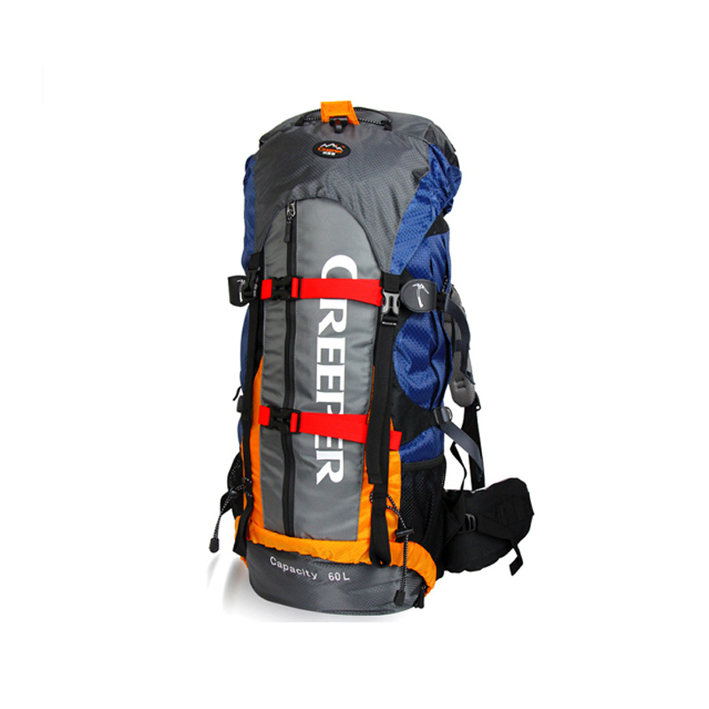 Free DHL Creeper 60L Outdoor Camping Hiking Climbing Bags mountaineering bag vlsivery large capacity travel sports backpack<br><br>Aliexpress