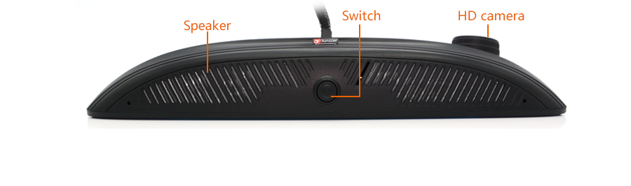 "Junsun 8"" 4G Special Mirror Car DVR Camera Android 5.1 with GPS DVRs Automobile Video Recorder Rearview Mirror Camera Dash Cam 31"